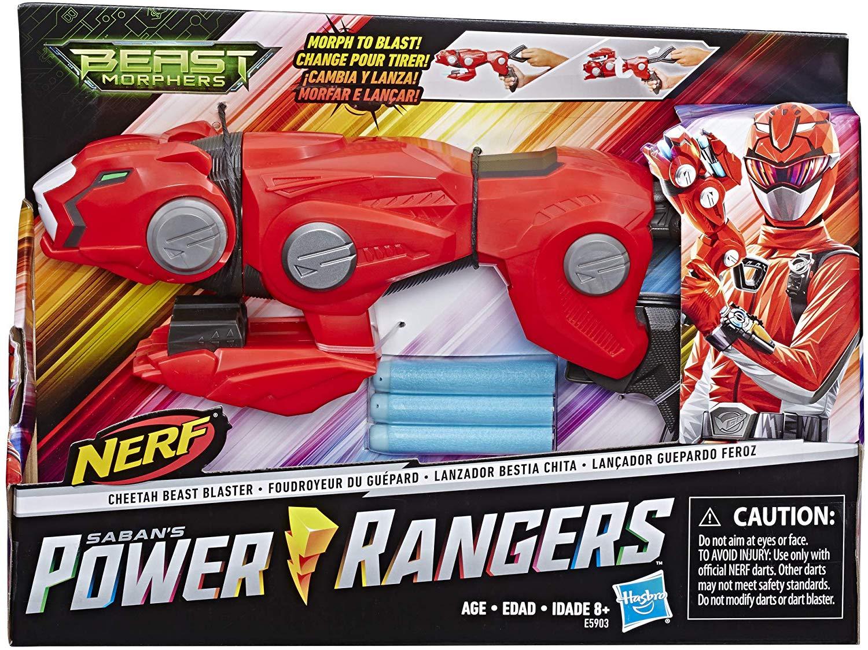 Power Rangers Cheetah Beast Blaster £18.75 @ Amazon (+£4.49 non-prime)