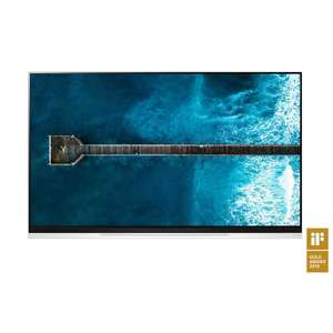 LG OLED65E9PLA 65 inch OLED 4K Ultra HD HDR Smart TV + 6 year Guarantee £1949 delivered with code @ Richer Sounds