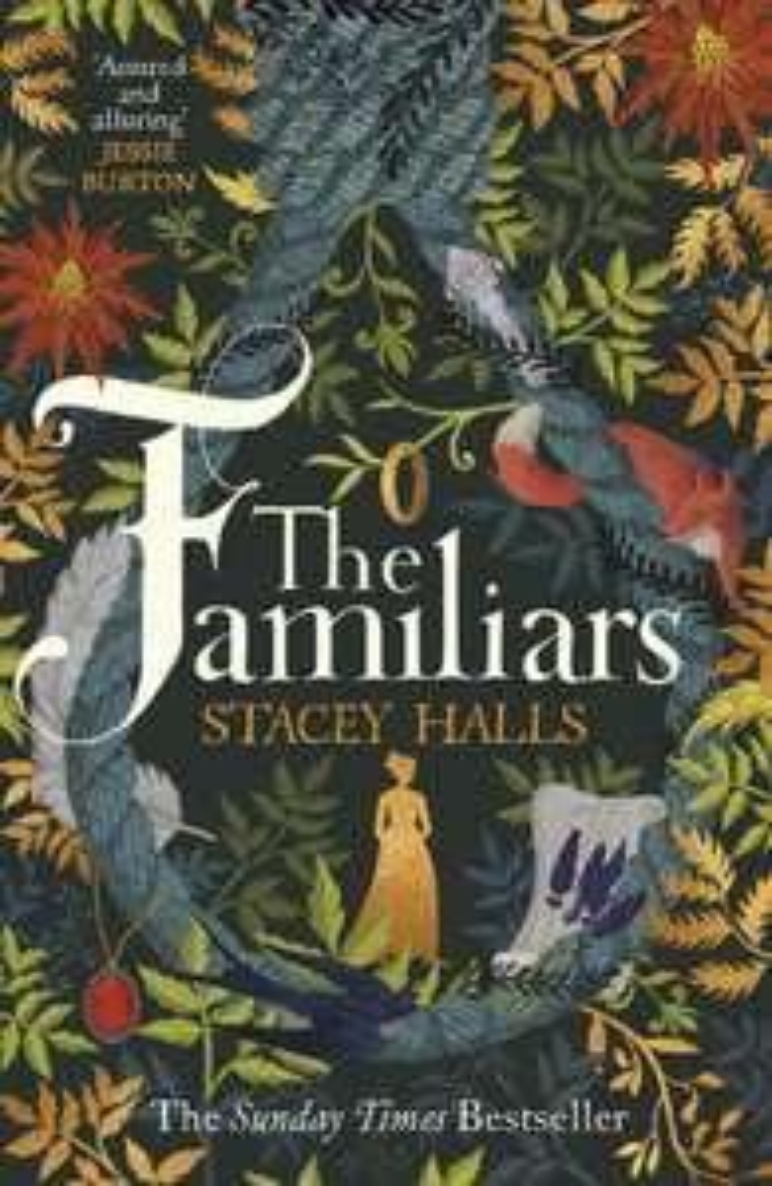 The Familiars paperback book £2 Prime / +£2.99 non Prime @ Amazon