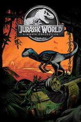Jurrrasic Park / World 5-Movie collection - £12.99 @ iTunes