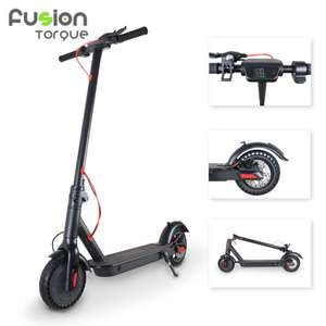Torque Electric E-Scooter Down from £499.95 to £239.95 delivered @ Fusion Board