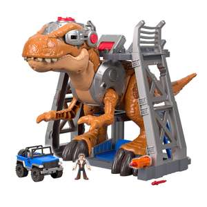 Imaginext Jurassic world T Rex - £50 @ Amazon