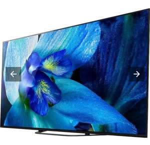 SONY KD55AG8BU Energy Rating B 55 Inch Ultra HD 4K OLED TV Black with Freeview £1248 @ RGB Direct
