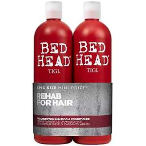 Bed Head by Tigi Urban Antidotes Resurrection Repair Shampoo 750ml & Conditioner (£9.40 with subscribe and save)