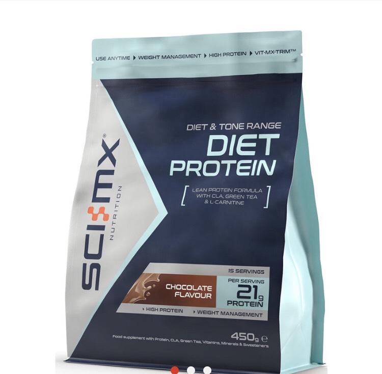 SCI-MX Diet Pro Protein (450g - Choice of Flavour) - £8.99 @ Sportpursuit (+£2.99 Postage)