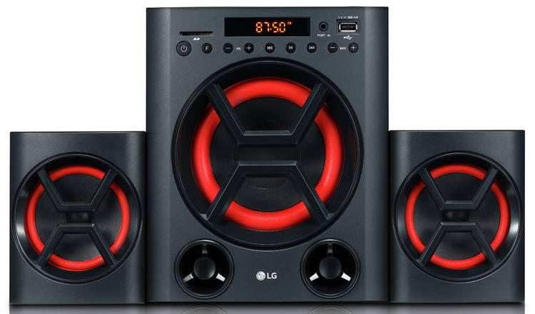 LG LK72B Bluetooth Hi-Fi System - £49.99 @ Argos (Free Click & Collect)