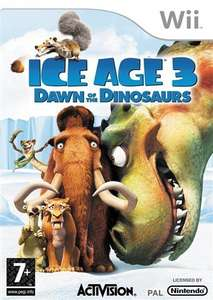 Ice Age 3 for Wii - £4 in-store @ CeX + 24 month warranty (online orders +£1.50 for Postage)