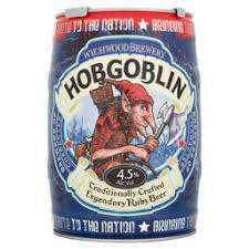 Hobgoblin 5l Mini Keg - £9.99 Instore @ Lidl (Bournemouth)