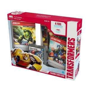 Wizards of the Coast Transformers Trading Card Game - Autobot Starter Set £2.90 Delivered @ Magic Madhouse