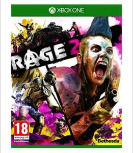 Rage 2 (Xbox One) - £10.85 Free delivery @ Base