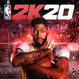 NBA 2K20 - Android (Use Your PS4/Xbox controller to play) - £1.79 @ Google Play Store