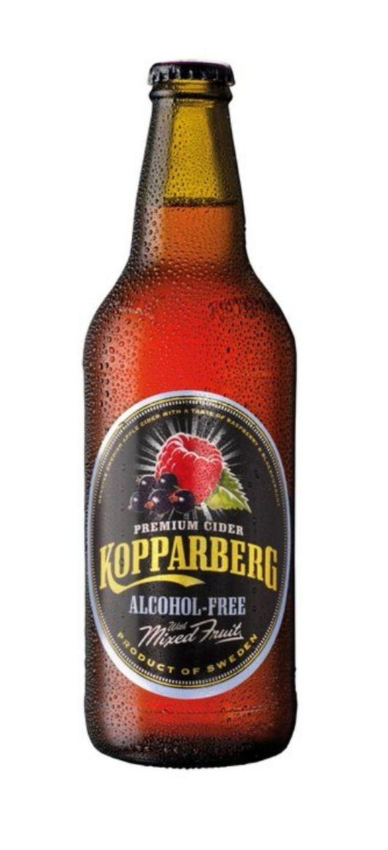 Non alcoholic Koppaberg 3 bottles for £3 @ Morrisons