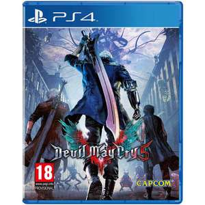 Devil May Cry 5 (Sony PS4) for £13.99 delivered @ MyMemory