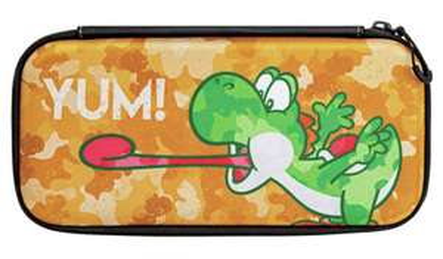 Nintendo Switch Travel Case - Yoshi Camouflage / Luigi Camo / Mario Camo - £6.99 each @ Argos (Free Click & Collect)