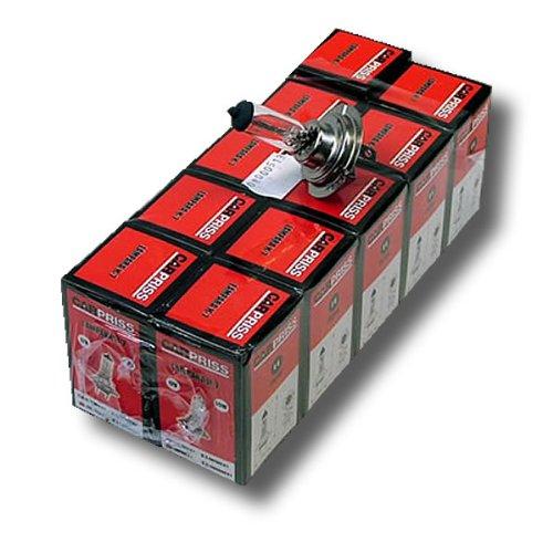 10 x H7 Halogen Light Bulb 12 V 55 W PX26d Socket - £8.99 delivered@ Amazon prime