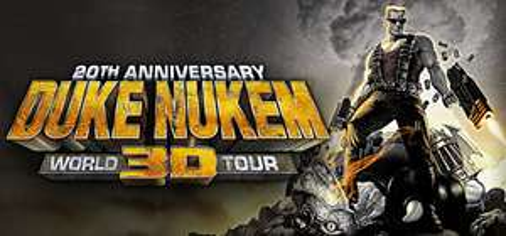 Duke Nukem 3D: 20th Anniversary World Tour for PC (Steam) for £2.24