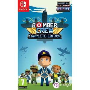 Bomber Crew Complete Edition (Nintendo Switch) £10.95 @ TheGameCollection
