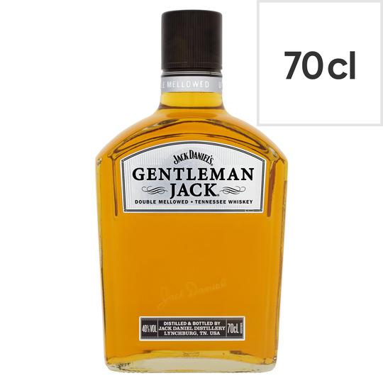 Jack Daniel's Gentleman Jack 70Cl £20 @ Tesco
