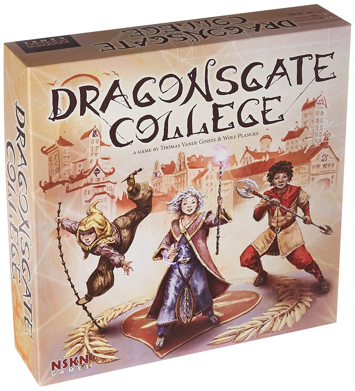 Dragonsgate College Board Game £12.99 @ Amazon (+£4.49 Non-prime) sold by realmerch fulfilled by Amazon