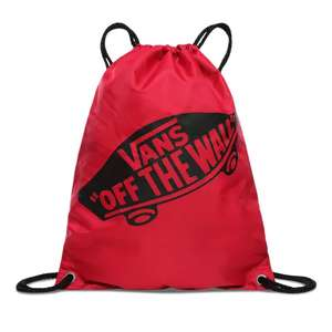 Vans off the wall benched Bag Now £5 Red or Yellow @ Vans Free Delivery