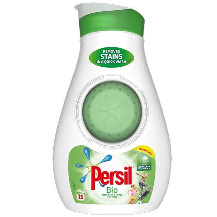 Persil Bio Liquid 15 Wash £1 + £4.95 postage at Poundshop