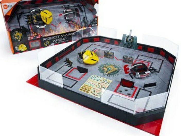HEXBUG Robot Wars Arena £23.99 at TheToyShop.com