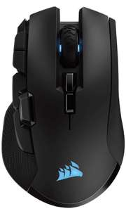 CORSAIR Gaming IRONCLAW RGB - Bluetooth Optical Mouse - Black £54.99 at Amazon
