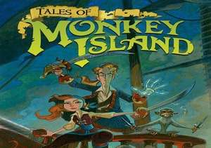 Tales of Monkey Island Complete Pack (Steam key) - £2.95 at Gamivo