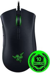 Razer Deathadder Elite £34.99 (or Classic at £29.99) Sold by Realtime Distribution and Fulfilled by Amazon