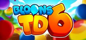Bloons TD 6 Now 69p at Steam Store