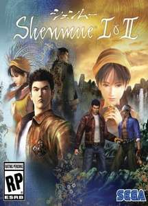 Shenmue I & II (Steam PC) - £2.42 @ Instant Gaming