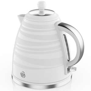Swan SK31050WN 1.7L Jug Kettle - White £22.49 (with code) @ Robert Dyas