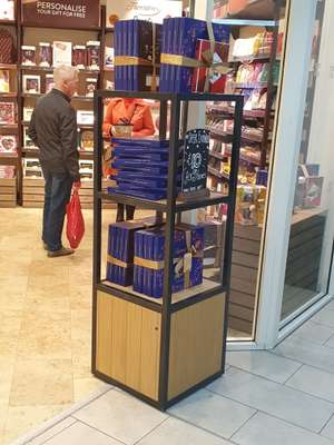 5 x Thorntons Christmas Collection boxes for £10 in St Enoch Centre, Glasgow
