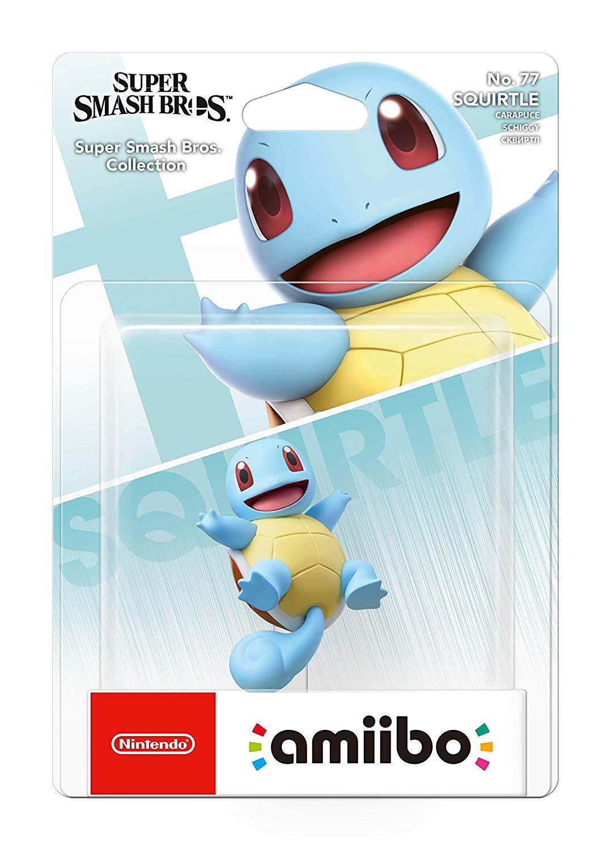 Squirtle Amiibo On Amazon £9.62 (+£4.49 Non Prime) @ Amazon