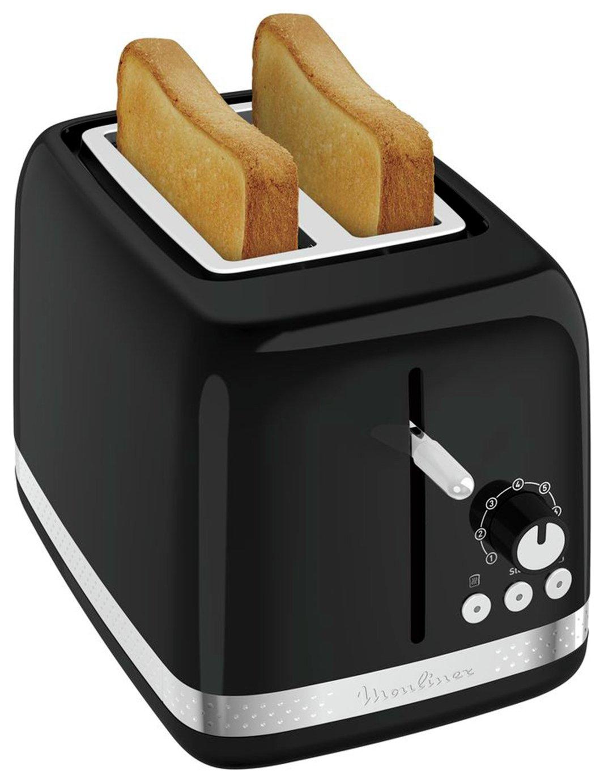 Moulinex LT300B41 2 Slice Toaster - Black £13.99 @ ARGOS
