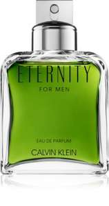 Calvin Klein - Eternity Men **EDP** 200ml £39.40 delivered @ Notino