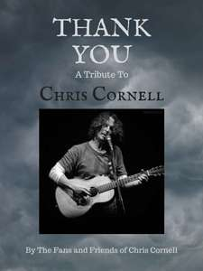 Thank You: A Tribute to Chris Cornell Kindle Edition Free at Amazon