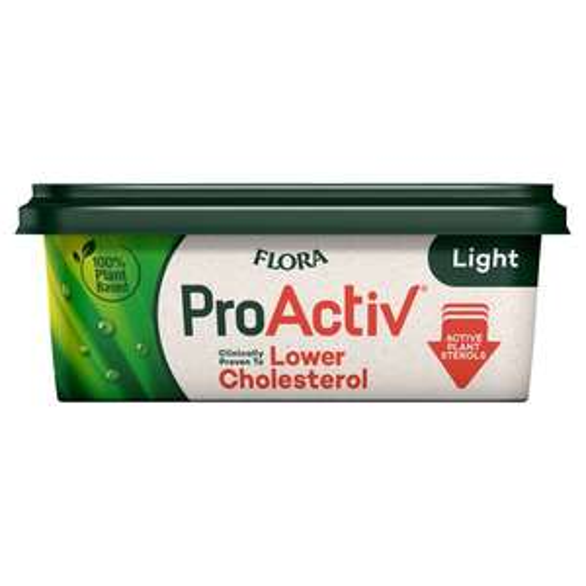 Flora Pro.Activ Light Spread 250G 69p @ Heron Foods hull