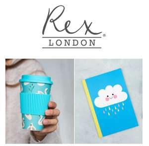 Rex London up to 75% off Winter Sale: last chance ends Mon 27th
