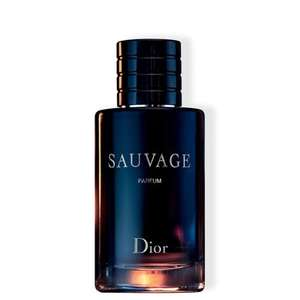 Dior Sauvage Parfum (not EDP) 60ml - £58.80 with code @ The Fragrance Shop