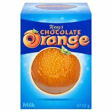 Terry's Chocolate Orange Milk Chocolate Box 157G £1 @ Tesco