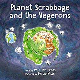 Planet Scrabbage and the Vegerons Kindle Edition @ Amazon