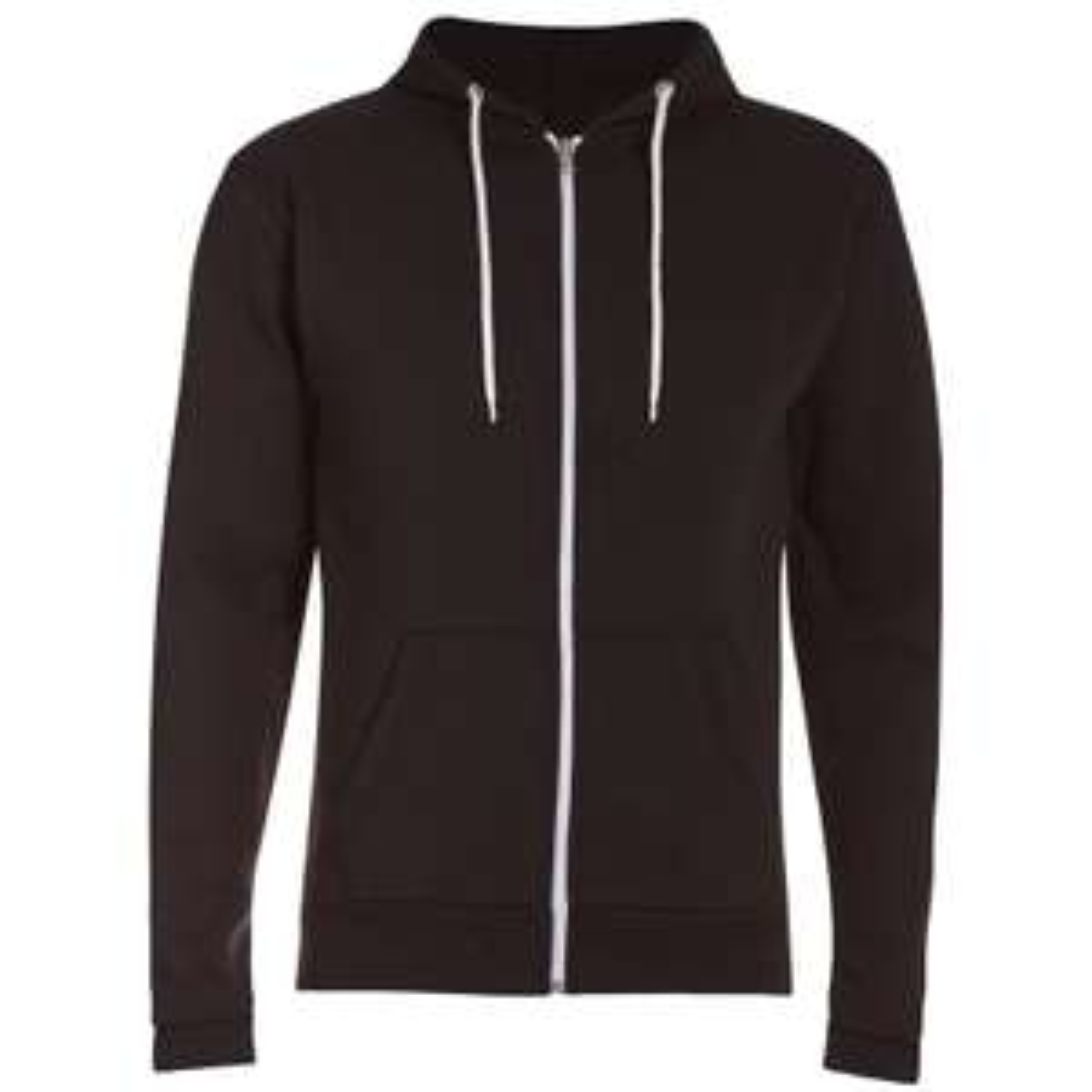 Advocate Men's Berkley Zip Through Hoody - Black & Navy £8.48 delivered @ Zavvi