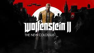 Wolfenstein II: The New Colossus PC STEAM key £6.24 Fanatical