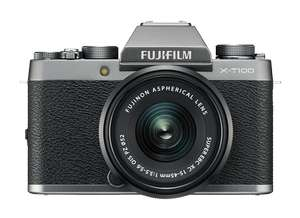 Fujifilm X-T100 with XC 15-45mm Lens - £299 (With Code) @ Clifton Cameras