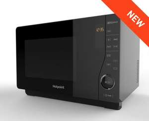 Hotpoint mwh2621mb new digital microwave (damaged packaging) @ £79.99 @ Direct vacuums