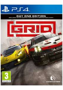 GRID: Day One Edition on PlayStation 4/Xbox One £19.85 @ Simply Games
