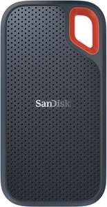 SanDisk Extreme Portable SSD 1 TB Up to 550 MB/s Read - £107.99 delivered @ Amazon