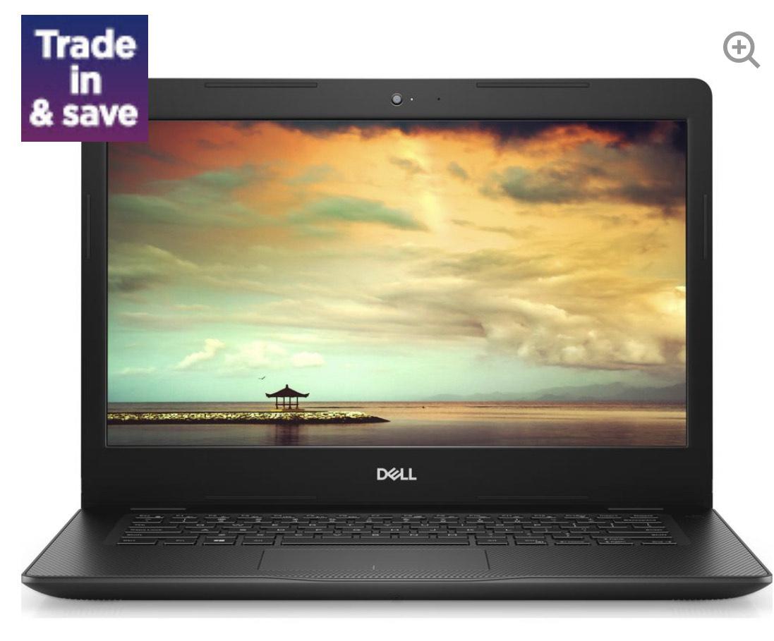 "DELL Inspiron 14 3482 14"" Laptop - Intel® Pentium®, 128 GB SSD, Black £229 Currys"
