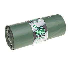 Green Heavy Duty Agri Sacks 30 Pack £2.49 at Screwfix (Free collection available)